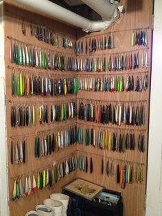 Fishing Tackle Storage... lets see your mancave setups... - Page 5