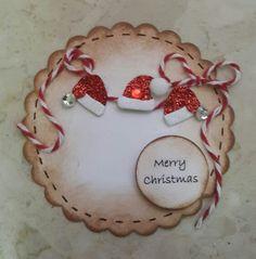 Quick Christmas Gift Tag