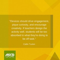 Here's how to use mobile tech to challenge and engage students.