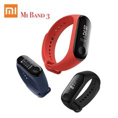 "Original Xiaomi Mi band 3 0.78"" OLED Big touch Screen 2018 New Smart Wristbands Bracelet  Price: 28.16 & FREE Shipping #computers #shopping #electronics #home #garden #LED #mobiles #rc #security #toys #bargain #coolstuff 