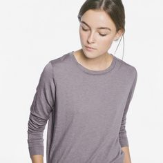 The French Terry - Mauve – Everlane