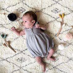💘 adorable little baby Uma in #vildedragt  Thank you so much dear @laurastorbjerg for the photo and congratulations with being a mother of two 💘 #finest_strik #fineststrik #strikkemamma #strikkedilla #strik #strikk #striktilbaby #babystrik #babystrikk #babyknits #knittersofinstagram #knitting #knit #knitforyourkid #knitaddict #knitspiration #barnestrikk #knitting_inspiration #i_loveknitting #mammastrikk