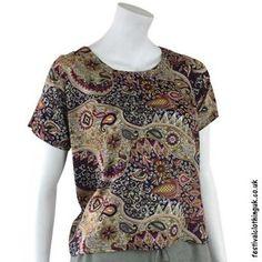 Crop Tops - The Festival Clothing Company Batik Pattern, Paisley Pattern, Clothing Company, Clothing Items, Festival Outfits, Festival Clothing, Festival Crop Tops, Vest Tops