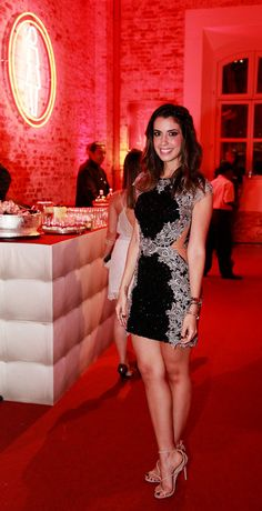 Camila Coutinho- vestido Patricia Bonaldi