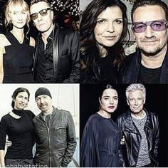 U2 wife's