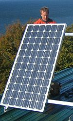 Solar power, photovoltaics, wind turbines, NB and NS Solar Water, Water Heating, Solar Panels, Wind Turbine, Solar Powered Water Heater, Solar Panel Lights, Sun Panels
