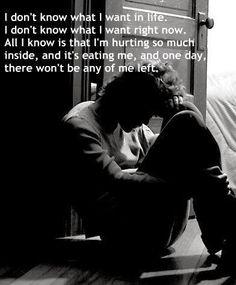 Depression Hurts   Depressing Quotes   DepressingQuotesz.blogspot.com