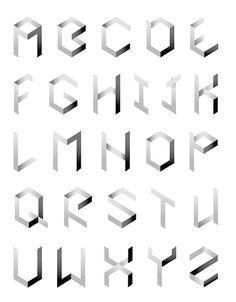 Cube 02 Font By Fontfabric