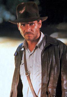 Harrison Ford en Raiders of the Lost Ark