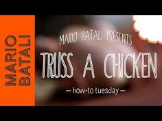 How to Truss a Chicken - Perfect Roast Chicken Tips