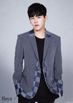 "[SCAN] 170730 Infinite in Japan Magazine ""INROCK BOY6"" - #INFINITE #인피니트 #Hoya"