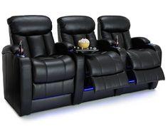 Seatcraft Grenada Back Row Seating