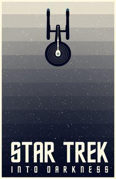 STAR TREKInto Darkness Prints available here.