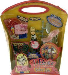 Amazon.com: Lil Bratz Fashion Tote Ailani Doll: Toys & Games