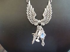 the mortal instrument jewelry | The Mortal Instruments Inspired Charm by klockwerkkreations, im such a ...