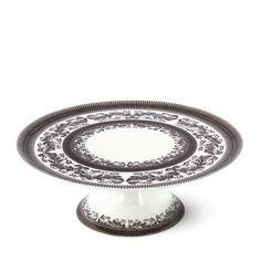 """Caskata Yorkshire Hedgerow 12.25"""" Cake Plate"""