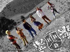 RBD - Celestial (Letra)