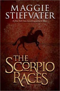 The Scorpio Races - Maggie Stiefvater flesh eating horses.... what more do ya need?