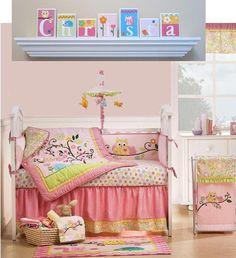 Dena Happi Tree Bedding by Kidsline.