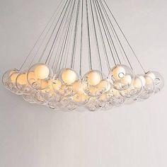 Bocci Lighting - Cluster http://www.olighting.com/bocci-lighting.html