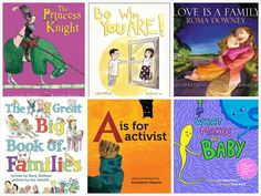 40 LGBTQ-Friendly Picture Books! Spread the gay agenda with these colourful, easy-to-read books teaching love, acceptance, and science.