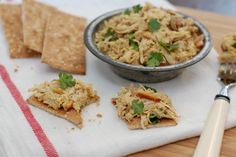 Recipe: Curry Chicken Salad www.100daysofreal...