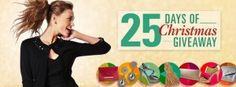 Tanger 25 Days of Christmas Sweepstakes WIN a different featured prize every day Enter DAILY-Ends 12/25