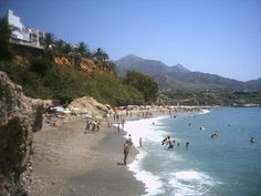 Spain's Top 10 Beaches Offer More Than Just Sun: Nerja, Costa del Sol, Andalusia