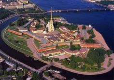 Where most of the Romanovs are buried!