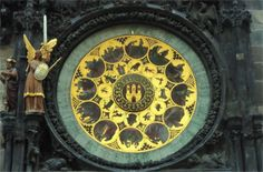 Find One Of World's Oldest Astronomical Clock In Prague! Great Buildings And Structures, Modern Buildings, Croatia Travel, Italy Travel, Prague Astronomical Clock, Prague Old Town, Dubai Skyscraper, Wooden Statues, Prague Czech Republic