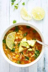 http://crockpotgourmet.net/2014/11/21/crockpot-spicy-chicken-soup/