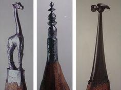 Pencil Tip Sculptures by Dalton Ghetti - BuzzFeed Mobile