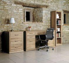 bonsoni mobel oak printer cupboard no veneers and high quality steel fittings https
