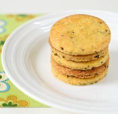 Savoury Cookies~ Mathri