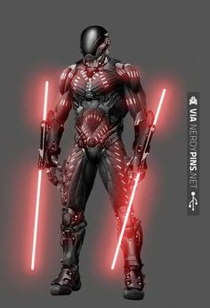 Sith dude 3 by Pickle-Soup on deviantART Jedi Sith, Sith Lord, Jedi Armor, Simbolos Star Wars, Starwars, Futuristic Armour, Sci Fi Armor, Armor Concept, Suit Of Armor