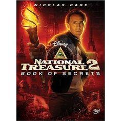 National Treasure 2 - Book of Secrets (Widescreen)