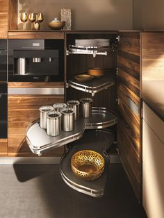Wooden kitchen with island k7 by TEAM 7 Natürlich Wohnen design Kai Stania