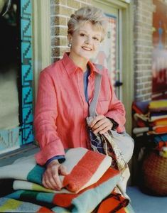 size: Photo: Angela Lansbury - Murder, She Wrote Poster : Cabot Cove, Angela Lansbury, Old Tv Shows, Actors & Actresses, Sticks, Twin, Catalog, Stage, Posters