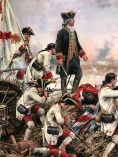 French and Indian War American Revolutionary War, American War, American History, Military Art, Military History, La Sarre, Seven Years' War, Colonial America, Historical Art