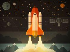 Fireart blog illustration