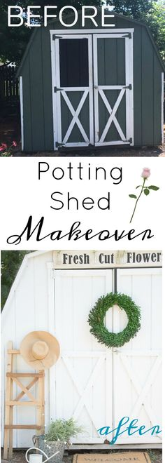 Potting Shed: Shed M