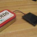 DIY Solar USB Charger - Altoids