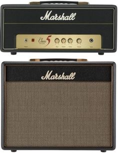 Marshall Class 5 tube amp head and cabinet. I have the combo... I want the head...