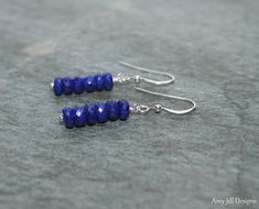 Hey, I found this really awesome Etsy listing at https://www.etsy.com/listing/216006426/lapis-earrings-lapis-jewelry-lazuli-wire