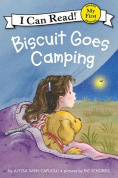 Biscuit Goes Camping (Biscuit: My First I Can Read Series)