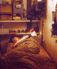 Bons sonhos, Potter... :3