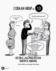 Duit kurang di tanggal tua Book Infographic, Quotes Lucu, Funny Quotes, Funny Memes, Life Problems, Wordpress Theme Design, Design Quotes, Funny Cartoons, Health Education