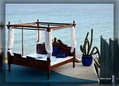 Ein Bett im (Kornfeld) Freien...