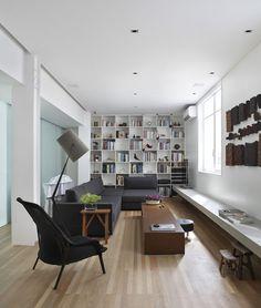Ipanema, Rio de Janeiro - Arquitetos André Piva e Vanessa Borges, do escritóri\o Andre Piva Arquitetura