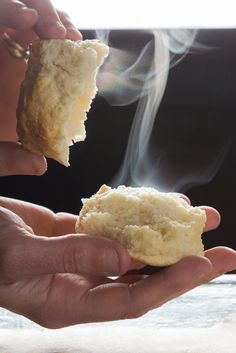 NYT Cooking: Southern biscuits and British scones can seem intimidating: both have the kind of mystique that can discourage home bakers.  But the point of them is to be truly quick and easy — unlike yeast-raised bread and rolls, they are thrown together just before a meal and served hot, crisp on the outside and soft in the center. And what's more, they are essentially the same...
